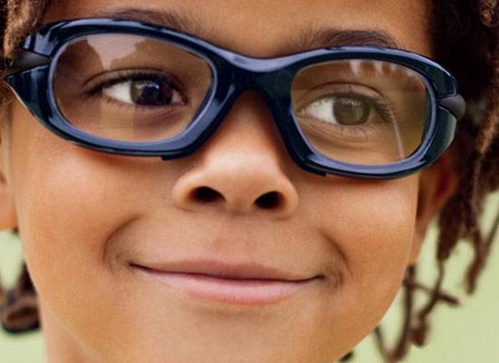 子供用のサングラス