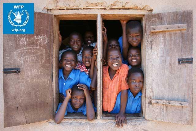 国連WFP を支援しています